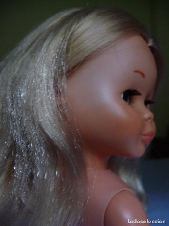Muñecas Nancy y Lucas: Muñeca nancy famosa patabollo rubia ojos marrones margarita años 70 pata bollo - Foto 16 - 164724142