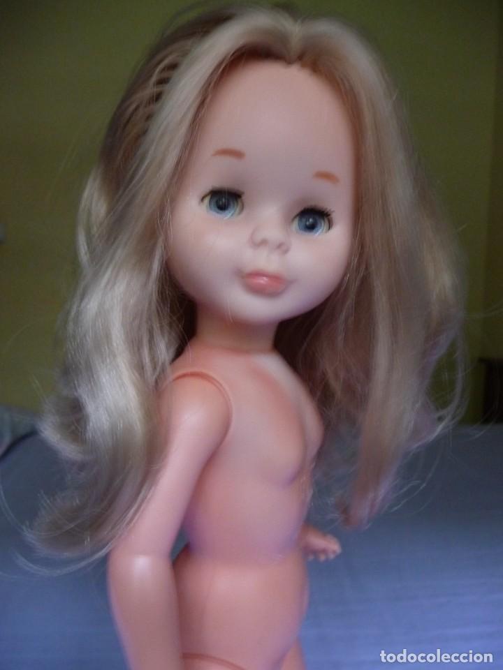 Muñecas Nancy y Lucas: Muñeca nancy famosa patabollo rubia ojos azul margarita años 70 pata bollo - Foto 7 - 160629342