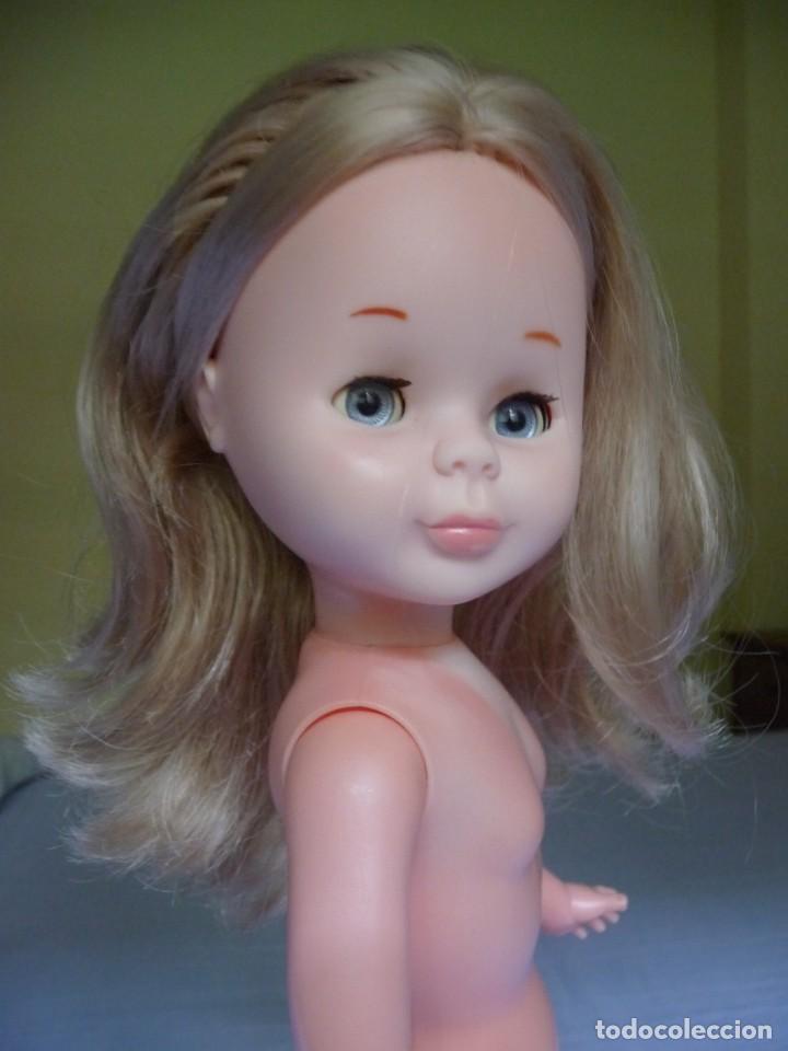 Muñecas Nancy y Lucas: Muñeca nancy famosa patabollo rubia ojos azul margarita años 70 pata bollo - Foto 9 - 160629342