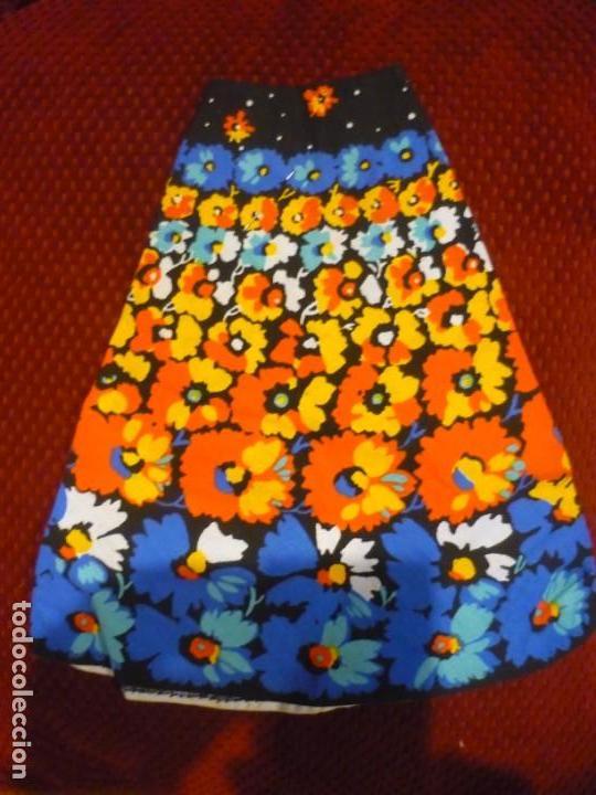 FALDA NANCY (Juguetes - Muñeca Española Moderna - Nancy y Lucas, Vestidos y Accesorios)