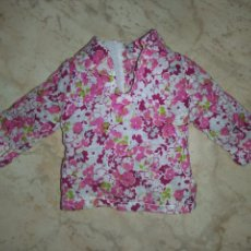 Muñecas Nancy y Lucas: BLUSA CAMISA DE MUÑECA NANCY NEW NANCY MODERNA. Lote 161562638