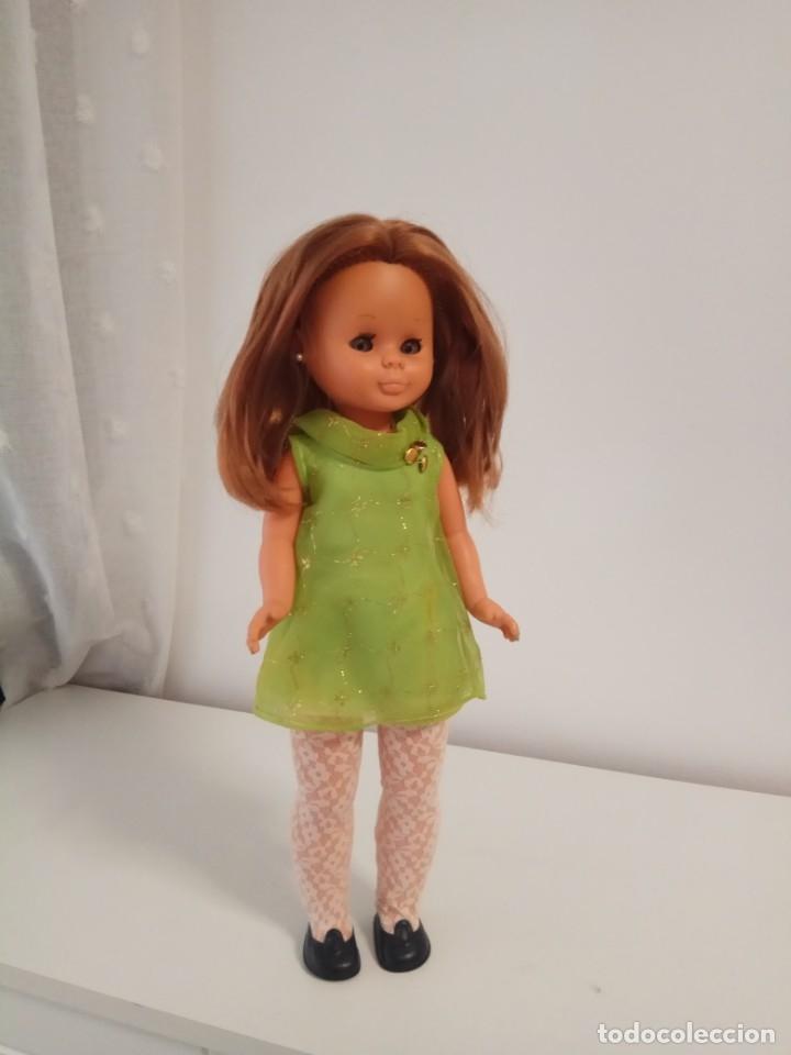 Muñecas Nancy y Lucas: Nancy prototipo. La primera, año 68. - Foto 19 - 91890223