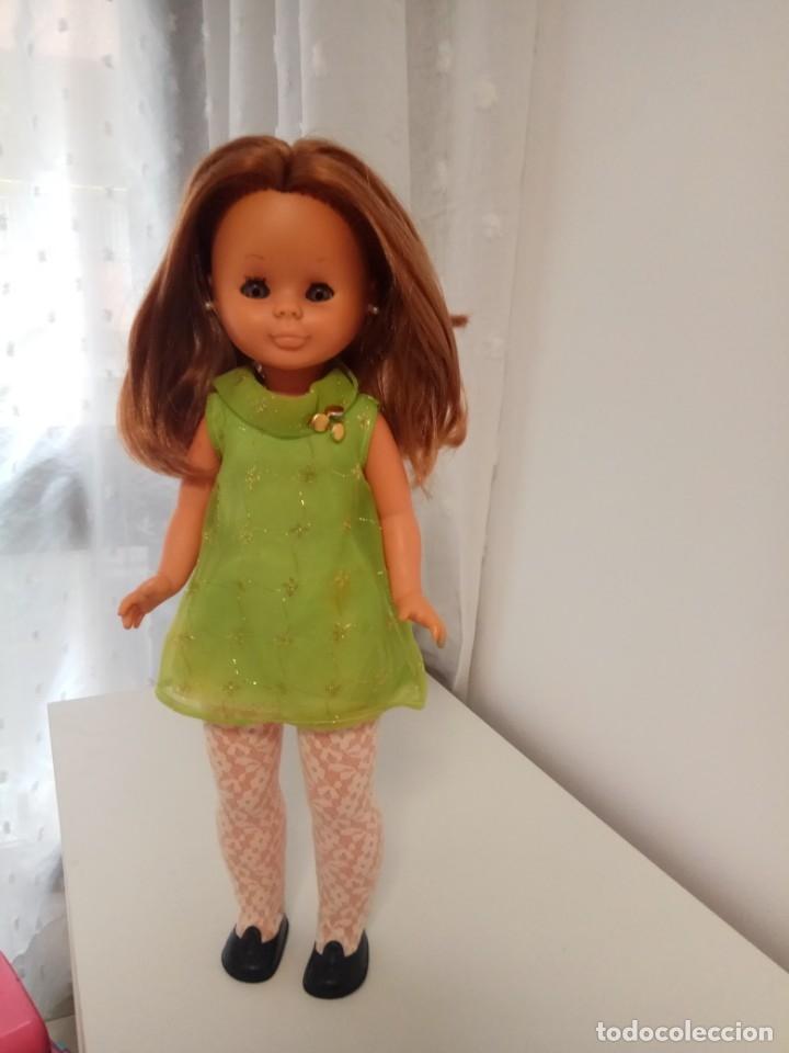 Muñecas Nancy y Lucas: Nancy prototipo. La primera, año 68. - Foto 20 - 91890223