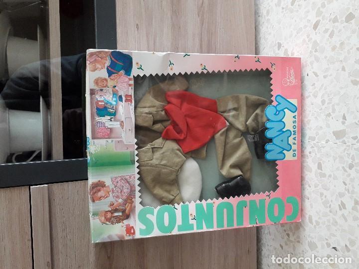NANCY CONJUNTO ROPA (Juguetes - Muñeca Española Moderna - Nancy y Lucas, Vestidos y Accesorios)