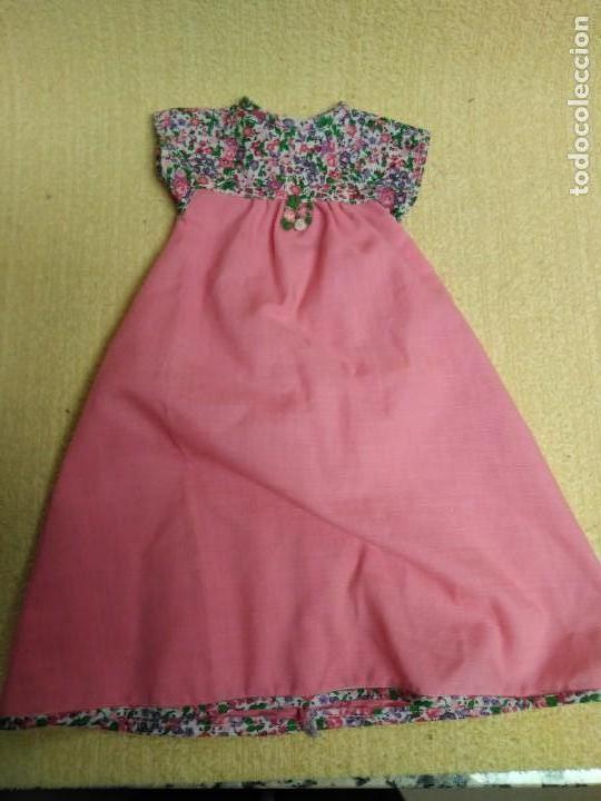 VESTIDO PRIMAVERA ROSA NANCY (Juguetes - Muñeca Española Moderna - Nancy y Lucas, Vestidos y Accesorios)