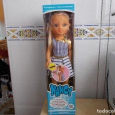 Muñecas Nancy y Lucas: MUÑECA NANCY NEW,UN DIA CON AMIGAS, LAS NUEVA SIN USO. Lote 163479866
