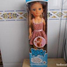 Muñecas Nancy y Lucas: MUÑECA NANCY NEW,UN DIA CON AMIGAS, LAS NUEVA SIN USO. Lote 163479918