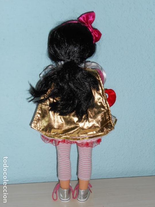 Muñecas Nancy y Lucas: Muñeca NANCY MORENA BLANCANIEVES con ropa original. En perfecto estado. - Foto 2 - 195332212