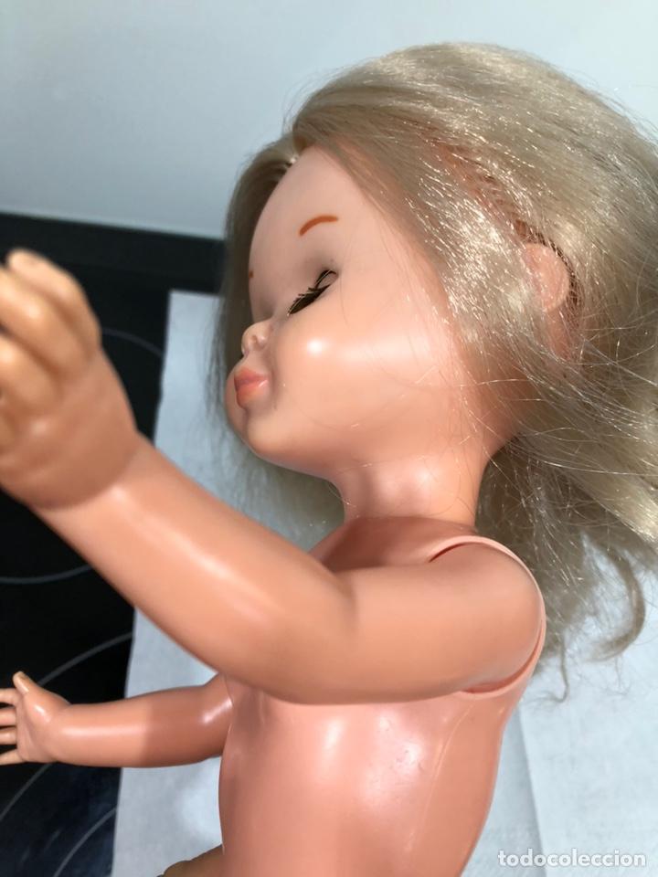 Muñecas Nancy y Lucas: Muñeca NANCY rubia, ojos marrones Margarita años 70 pata bollo - Foto 7 - 164262477
