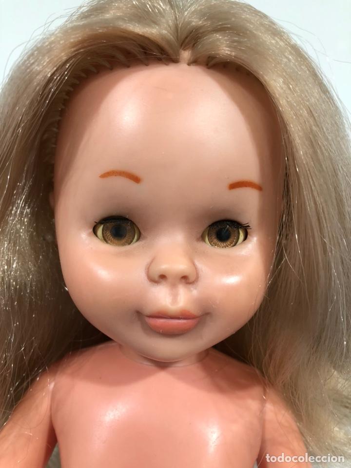 Muñecas Nancy y Lucas: Muñeca NANCY rubia, ojos marrones Margarita años 70 pata bollo - Foto 17 - 164262477