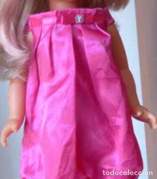 Muñecas Nancy y Lucas: Nancy precioso vestido artesanal con zapatos - Foto 7 - 164577753