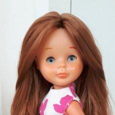 Muñecas Nancy y Lucas: NANCY PELIRROJA DE TOBILLO GORDITO SOLO FAMOSA. Lote 164635942