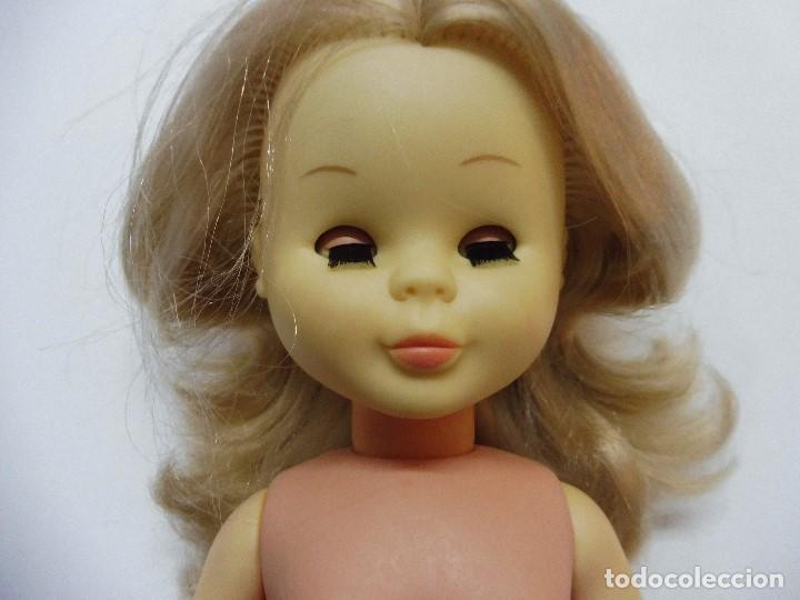 Muñecas Nancy y Lucas: Nancy articulada rubia ojos castaños Famosa Made in Spain - Foto 7 - 164745858