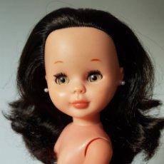 Muñecas Nancy y Lucas - Nancy Geisha años 70. Patabollo. Ojos margarita. - 164928818
