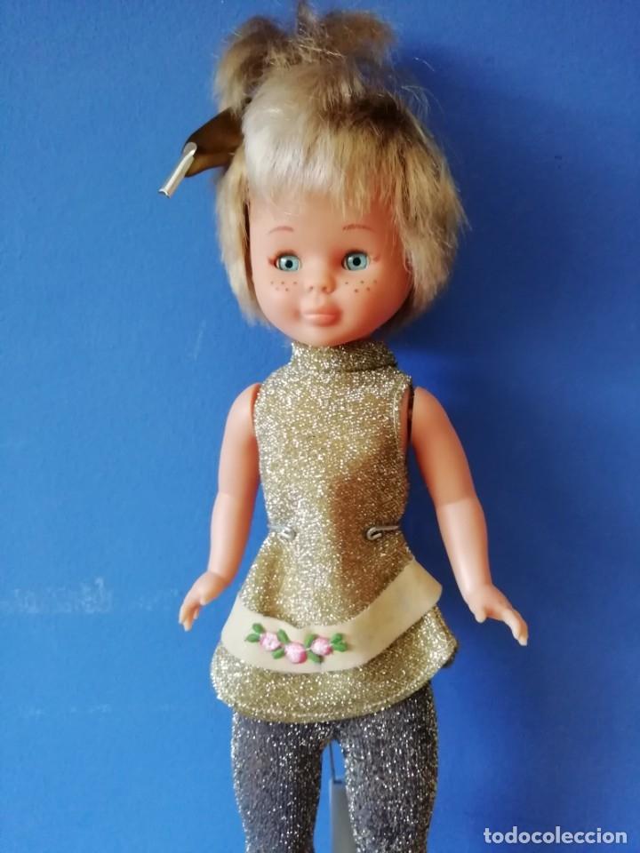 Muñecas Nancy y Lucas: NANCY Star ochentera, vestida original. Muy buen estado - Foto 6 - 159202066