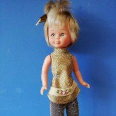 Muñecas Nancy y Lucas: NANCY STAR OCHENTERA, VESTIDA ORIGINAL. MUY BUEN ESTADO. Lote 159202066