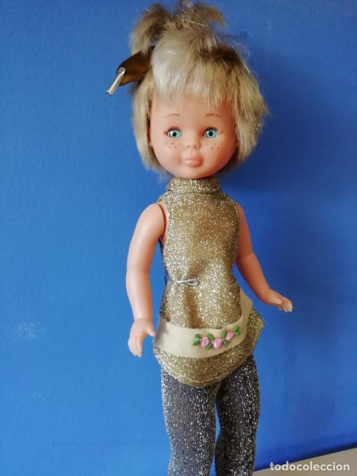 Muñecas Nancy y Lucas: NANCY Star ochentera, vestida original. Muy buen estado - Foto 3 - 159202066