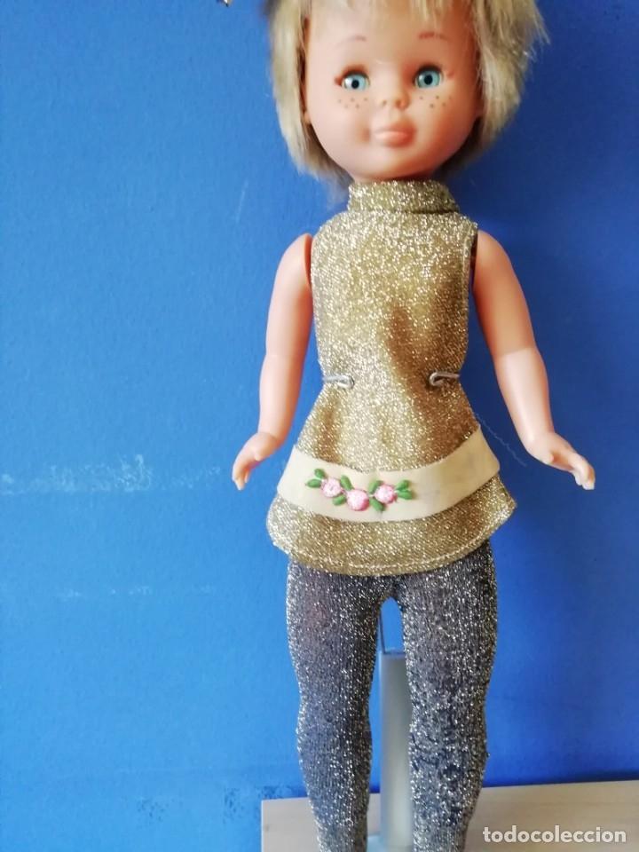 Muñecas Nancy y Lucas: NANCY Star ochentera, vestida original. Muy buen estado - Foto 4 - 159202066