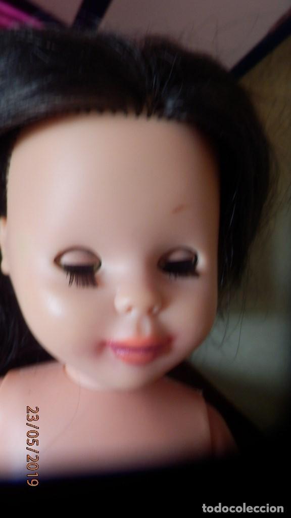 Muñecas Nancy y Lucas: Nancy setentera morena de pelo implantado - Foto 12 - 165459494