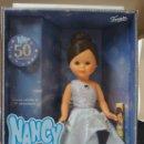 Muñecas Nancy y Lucas: MUÑECA NANCY COLECCIÓN 50 ANIVERSARIO SWAROVSKI, NUEVA EN CAJA SIN ABRIR.. Lote 165460618