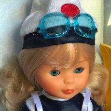 Muñecas Nancy y Lucas: PRECIOSA NANCY ESQUIADORA REEDICIÓN EN CAJA NUEVA DESCATALOGADA. Lote 179022467