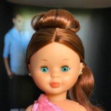 Muñecas Nancy y Lucas: ESPECTACULAR NANCY ION FIZ DE FAMOSA DESCATALOGADA EN CAJA. Lote 165893230