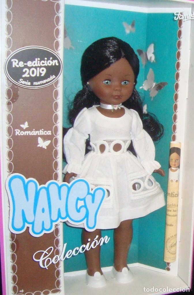 Muñecas Nancy y Lucas: NANCY COLECCIÓN NANCY NEGRITA ROMÁNTICA - Foto 2 - 232547950
