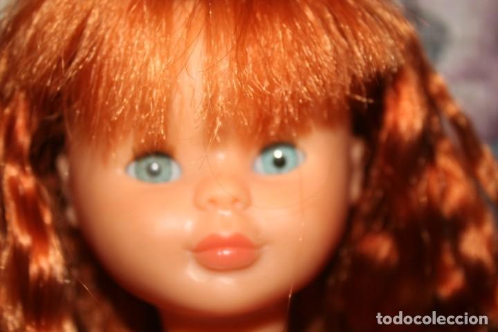 Muñecas Nancy y Lucas: muñeca nancy pelirroja pelo rizado - Foto 8 - 166634802