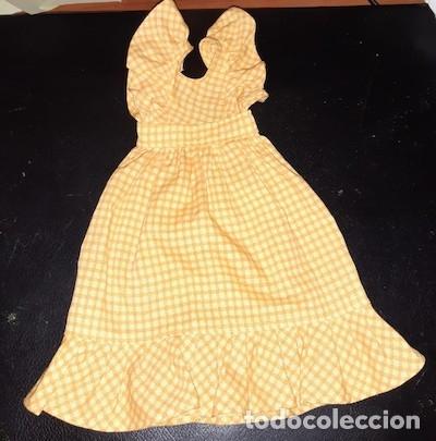 VESTIDO INGENUA DE NANCY (Juguetes - Muñeca Española Moderna - Nancy y Lucas, Vestidos y Accesorios)