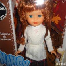 Muñecas Nancy y Lucas: NANCY MAÑANA DE INVIERNO FAMOSA COLECCION. Lote 166786702