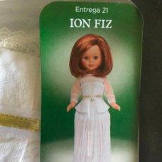 Muñecas Nancy y Lucas: ION FIZ NANCY FAMOSA GRANDES DISEÑADORES Nº 21 EN CAJA. Lote 166794726