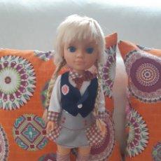 Muñecas Nancy y Lucas: MUÑECA NANCY COLEGIALA. Lote 166815914
