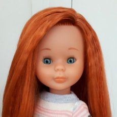 Muñecas Nancy y Lucas: NANCY PELIRROJA DE PELO ONDULADO. Lote 166960604