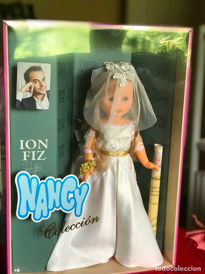 Muñecas Nancy y Lucas: PRECIOSA NANCY ION FIZ EN CAJA FAMOSA - Foto 5 - 166995332