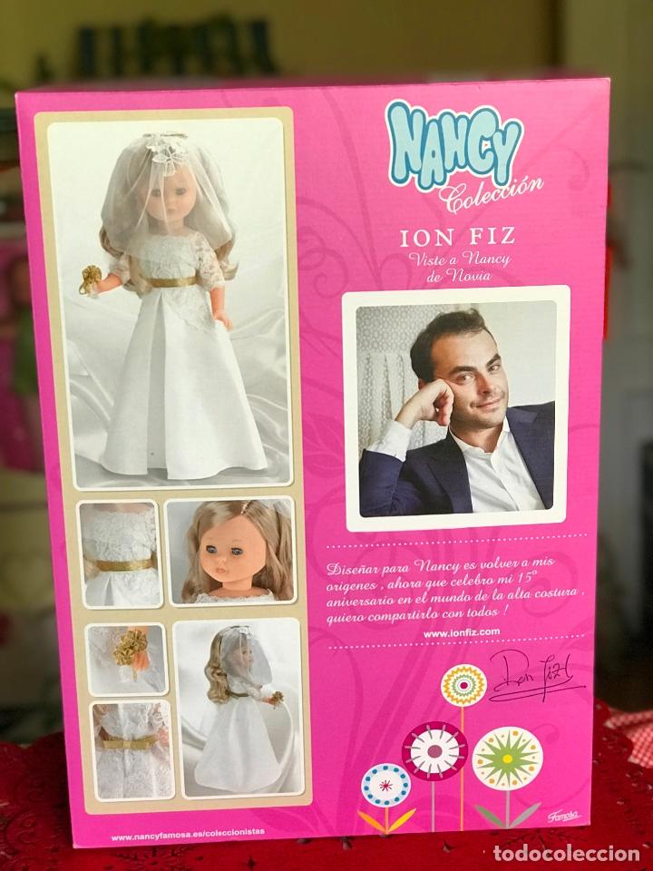 Muñecas Nancy y Lucas: PRECIOSA NANCY ION FIZ EN CAJA FAMOSA - Foto 9 - 166995332