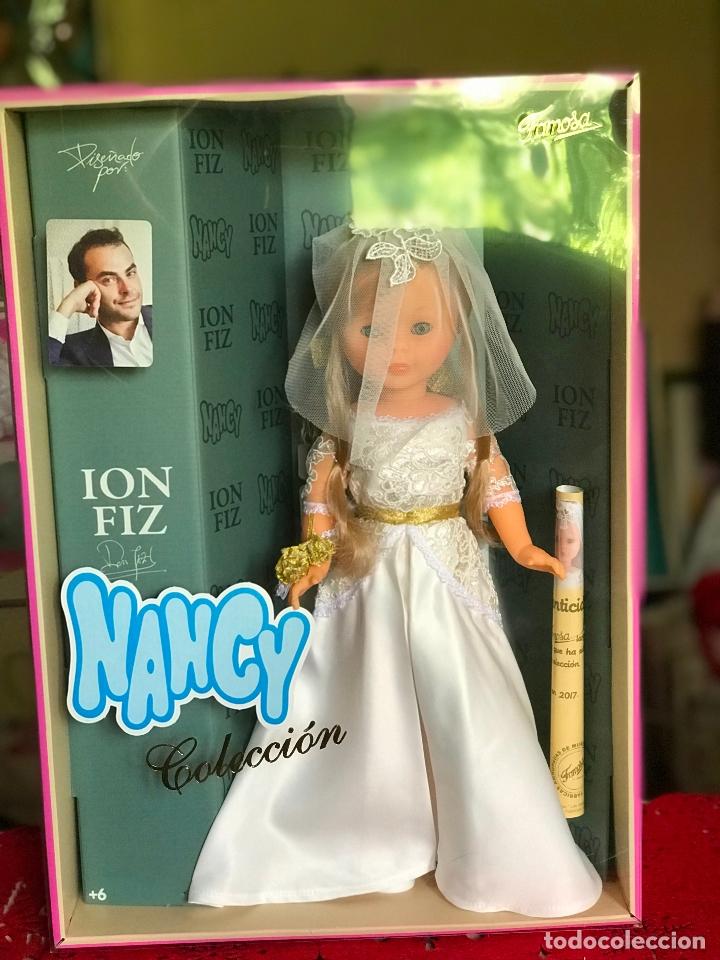 Muñecas Nancy y Lucas: PRECIOSA NANCY ION FIZ EN CAJA FAMOSA - Foto 10 - 166995332