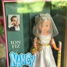 Muñecas Nancy y Lucas: PRECIOSA NANCY ION FIZ EN CAJA FAMOSA . Lote 166995332