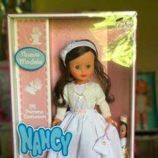 Muñecas Nancy y Lucas: NANCY FAMOSA DE COMUNIÓN NUEVA . Lote 166995484