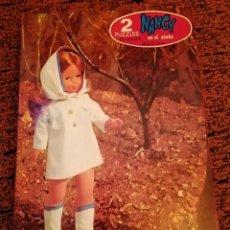 Muñecas Nancy y Lucas: PUZZLES NANCY EN EL OTOÑO AÑOS 70 ! ESPECTACULAR! . Lote 167524492