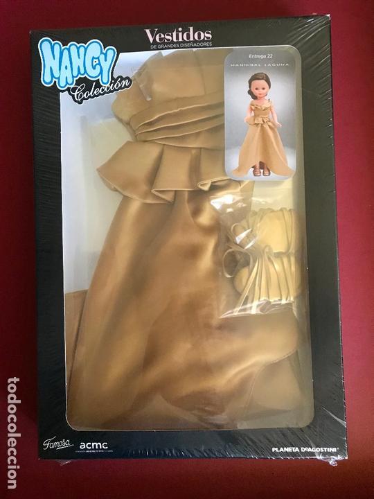 Muñecas Nancy y Lucas: HANNIBAL LAGUNA NANCY FAMOSA GRANDES DISEÑADORES Nº 22 - Foto 2 - 167542124