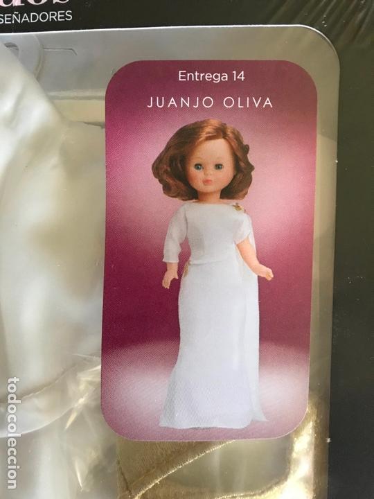 JUANJO OLIVA NANCY FAMOSA GRANDES DISEÑADORES Nº 14 (Juguetes - Muñeca Española Moderna - Nancy y Lucas, Vestidos y Accesorios)
