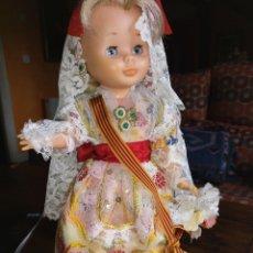 Muñecas Nancy y Lucas: NANCY TOBILLO GORDO REGIONAL. Lote 167545609