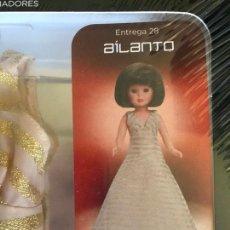 Muñecas Nancy y Lucas: AÍLANTO NANCY FAMOSA GRANDES DISEÑADORES Nº 28 EN CAJA. Lote 167991940