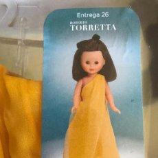 Muñecas Nancy y Lucas: ROBERTO TORRETA NANCY FAMOSA GRANDES DISEÑADORES Nº 26. Lote 167992236