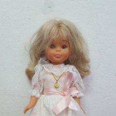Muñecas Nancy y Lucas: NANCY PRIMERA COMUNIÓN AÑOS 80. Lote 168006244
