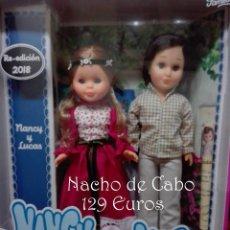Muñecas Nancy y Lucas: PAREJA NANCY Y LUCAS . Lote 168039608
