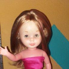 Muñecas Nancy y Lucas: MUÑECA NANCY SOLO FAMOSA PRESENTACION PELIRROJA PATABOLLO. Lote 168084288