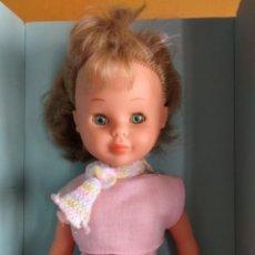 Muñecas Nancy y Lucas: PRECIOSA NANCY DE LOS 80 EN CAJA FAMOSA RARA. Lote 168150025