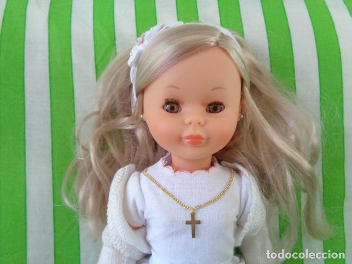 Muñecas Nancy y Lucas: Muñeca Nancy de Famosa Comunión 2014 - Foto 2 - 168516297