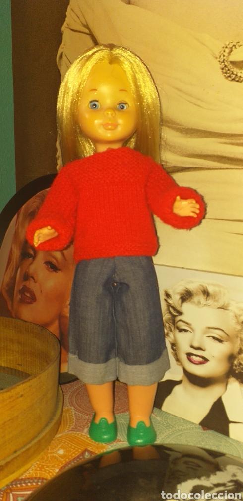 Muñecas Nancy y Lucas: Nancy prehistórica patabollo brazos duros solo famosa con conjunto - Foto 14 - 169222782